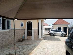4 bedroom Detached Bungalow House for sale Located in a serene estate along living faith Church, Amac market area Lugbe Abuja