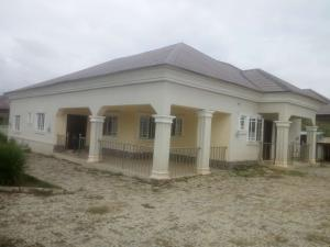 4 bedroom Detached Bungalow House for rent Located at behind Amac market Lugbe Abuja