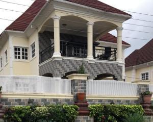 4 bedroom Detached Duplex House for sale Marcon Estate, Lifecamp Life Camp Abuja