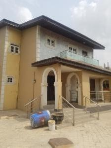 4 bedroom Detached Duplex House for rent Umu close Ajao Estate Isolo Lagos