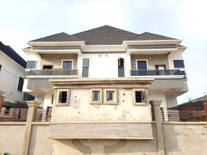 4 bedroom Semi Detached Duplex House for sale Orchid Road, immediately after Chevron Second Toll Gate chevron Lekki Lagos