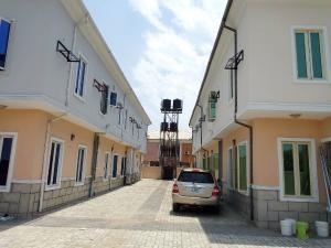 4 bedroom Semi Detached Duplex House for rent Lekki scheme 2 Ogombo Ajah Lagos