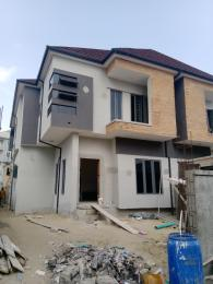 4 bedroom Semi Detached Duplex House for sale Southern View Estate, by Second Toll Gate, Lekki chevron Lekki Lagos