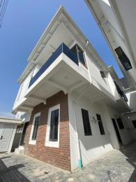 4 bedroom Semi Detached Duplex House for rent Chevron Alternative Route Lekki Lagos