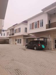 4 bedroom Semi Detached Duplex House for rent Orchid road chevron Lekki Lagos