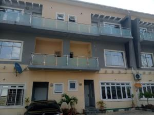 5 bedroom Terraced Duplex House for rent Located along nnpc filing station Guzape Abuja