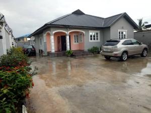 4 bedroom Detached Bungalow House for sale Close to commodore hotel in Elebu off akala express  Akala Express Ibadan Oyo