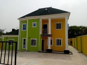 4 bedroom Semi Detached Duplex House for sale Oluyole estate zone 2  Oluyole Estate Ibadan Oyo