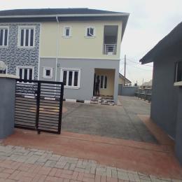 4 bedroom Semi Detached Duplex House for sale Idishin Extension, Alpha Grace Estate Idishin Ibadan Oyo
