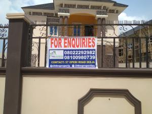 4 bedroom Detached Duplex House for sale Banky estate Magboro  Magboro Obafemi Owode Ogun