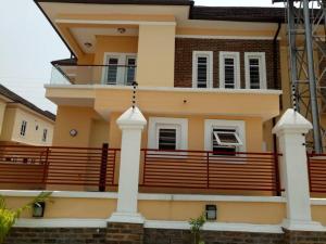 4 bedroom Semi Detached Duplex House for rent White Oak Estate  Ologolo Lekki Lagos