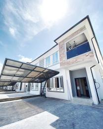 4 bedroom Semi Detached Duplex House for rent Osama London  Osapa london Lekki Lagos
