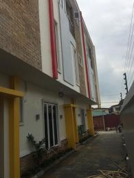 4 bedroom Terraced Duplex House for sale Kilo-masha Kilo-Marsha Surulere Lagos