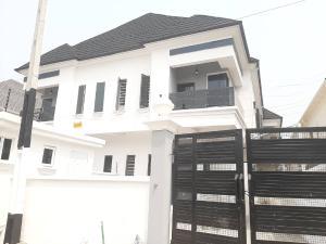 4 bedroom Semi Detached Duplex House for rent Chevron alternative routes  chevron Lekki Lagos