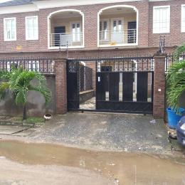 4 bedroom Terraced Duplex House for rent Phase 2 Gbagada Lagos