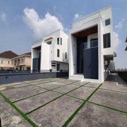 5 bedroom Detached Duplex House for sale Victory park estate lekki Lagos  chevron Lekki Lagos