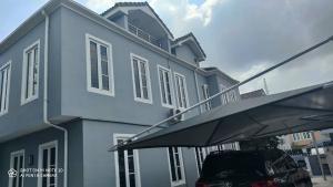 5 bedroom Detached Duplex House for rent Okupe Estate, Maryland Maryland Lagos