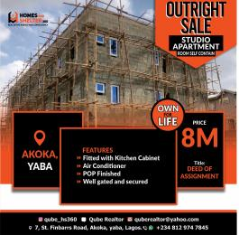 Studio Apartment for sale Akoka Yaba Lagos
