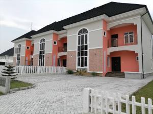 3 bedroom Terraced Duplex House for rent Golf Estate .Off Odili Road,Trans Amadi Portharcourt, Nigeria  Trans Amadi Port Harcourt Rivers