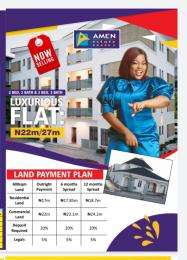 2 bedroom Flat / Apartment for sale Amen Estate 2 Eleko Ibeju-Lekki Lagos