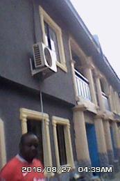 1 bedroom mini flat  Studio Apartment Flat / Apartment for rent Kara0Ie ESTATE,0FF C0IIEGE R0AD,, Ifako-ogba Ogba Lagos