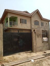 4 bedroom Semi Detached Duplex House for sale Steve Fela Avenue. Okeibadan estate,  Off Akala Road, by JNISS Akobo Ibadan Oyo