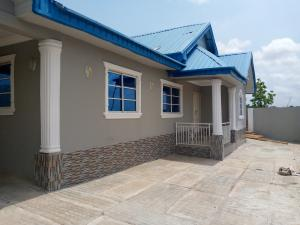 3 bedroom Detached Bungalow House for sale lane 3, With God estate, off Abbey tech-idi iroko road Akala Express Ibadan Oyo