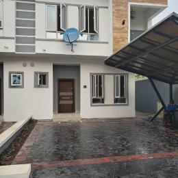 4 bedroom Terraced Duplex for rent By Pinnock Estate Osapa london Lekki Lagos