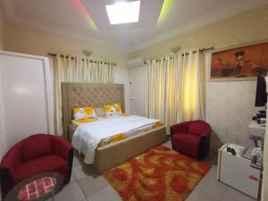 1 bedroom mini flat  Studio Apartment Flat / Apartment for shortlet Opposite Domino Pizza Agugi Lekki Agungi Lekki Lagos