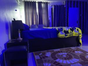 2 bedroom Detached Duplex for shortlet Opebi Opebi Ikeja Lagos