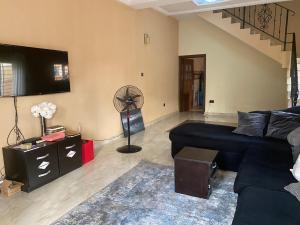 3 bedroom Semi Detached Duplex for shortlet Off Olaribiro Street, Allen Avenue Allen Avenue Ikeja Lagos