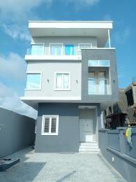 4 bedroom Semi Detached Duplex House for rent Ilasan Lekki Lagos