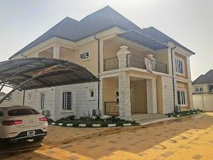5 bedroom Detached Duplex House for sale Opposite Human Right Radio Kaura (Games Village) Abuja
