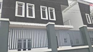 5 bedroom Detached Duplex House for sale Lekki palm city estate,off Ado road Ado Ajah Lagos