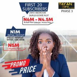 Mixed   Use Land Land for sale Tayan city idu, lugbe Abuja.  Lugbe Abuja