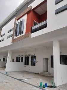 4 bedroom Terraced Duplex House for sale Chevy View Estate Chevron Ikota Lekki Lagos