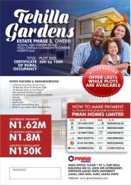 Residential Land for sale Owerri Imo