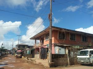 10 bedroom Hotel/Guest House Commercial Property for sale Behind Glo office ..3plot to the main express with corner pis Challenge Ibadan Oyo