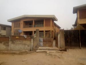 Blocks of Flats House for sale At Ehin grammar molete ibadan Molete Ibadan Oyo