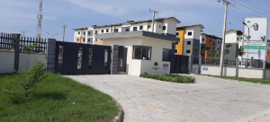 4 bedroom Terraced Duplex House for sale Beachwood park Estate Ibeju-Lekki Lagos