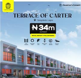 2 bedroom Terraced Duplex House for sale Majek Sangotedo Lagos