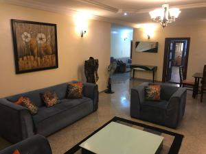 3 bedroom Flat / Apartment for shortlet Palace Road Victoria Island Extension Victoria Island Lagos