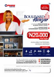 Mixed   Use Land for sale Idera House Scheme Eleko Eleko Ibeju-Lekki Lagos