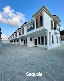 4 bedroom Terraced Duplex House for sale Chevron Toll Gate, Orchid chevron Lekki Lagos