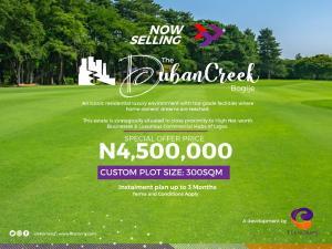 Serviced Residential Land Land for sale Bogije Bogije Sangotedo Lagos