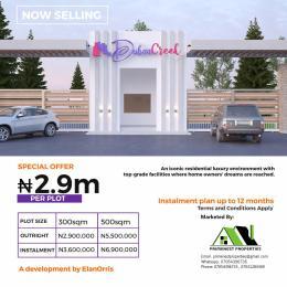 Residential Land Land for sale Bogije Orimedu Ibeju-Lekki Lagos