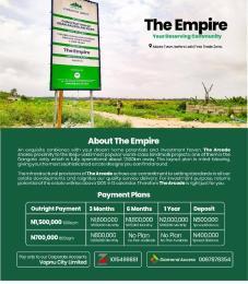 Residential Land for sale Before Lekki Free Trade Zone Akodo Ise Ibeju-Lekki Lagos