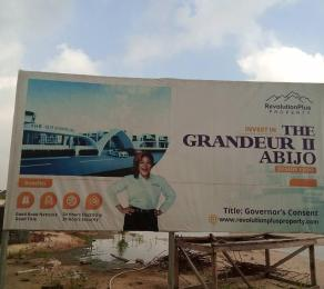Residential Land for sale The Grandeur 2 Estate Abijo Ajah Lagos