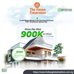 Residential Land for sale Igbooye Eredo Epe Lagos