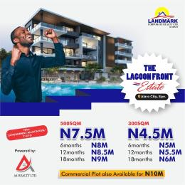Residential Land for sale Opposite Alaro City Epe Road Epe Lagos